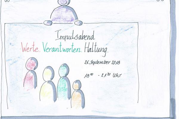 Aachener Impulsabend Werte.Verantworten.Haltung.